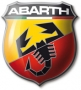Abarth Emblemen/Logo's/Badges