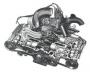 145 Motor en motoronderdelen
