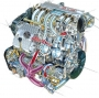 164 Engine and engine parts