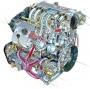 164 TB Motor en motoronderdelen