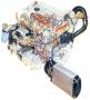 164 TD FL Motor en motoronderdelen