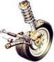 164 Suspension and brakes
