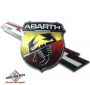 Abarth embleem zijkant Grande Punto