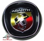 Abarth logo front Grande Punto
