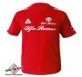 Alfa Romeo T-Shirt Cuore Sportivo