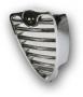 Alfa hart chroom Bertone 1964-1969