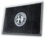Door mat big (white logo Milano)