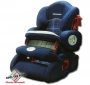FIAT 500 Kinderzitje Seggiolino Junior
