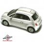 FIAT 500 Stickerset zijkant Italia