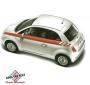 FIAT 500 Stickerset zijkant Sport