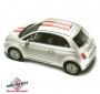 FIAT 500 Stickerset Freccia