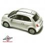 FIAT 500 Stickerset Striscia