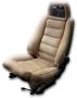 Interieur Alfetta GTV 6 beige