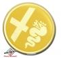 Stuurnaaf embleem goud (105)