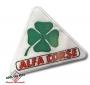 Opnaai embleem Alfa Corse