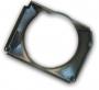 Radiator fan frame