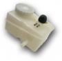 Remvloeistoftank (hangende pedalen)