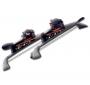 Ski- en snowboarddrager voor allesdrager