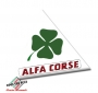 Sticker Alfa Corse