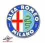 Sticker Alfa Romeo Milano 65mm