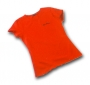 T-Shirt rood (dames) S