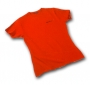 T-Shirt rood (heren) L